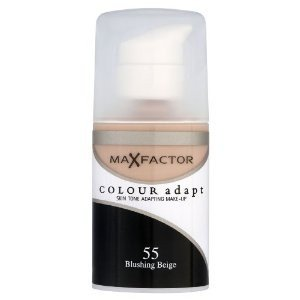 Max Factor Colour Adapt Foundation - 55 Blushing Beige