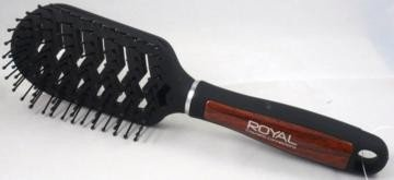 Black Royal Cosmetic Connections Vent Hair Brush