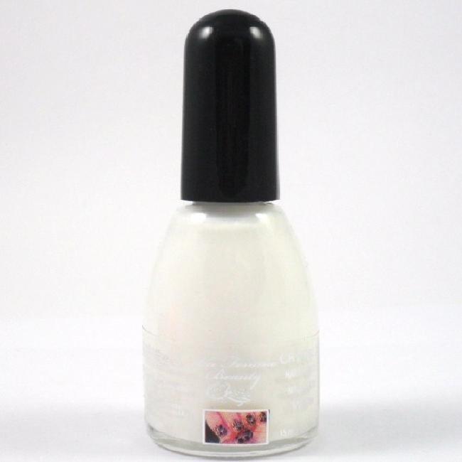 La Femme Crackle Shatter Nail Polish - White