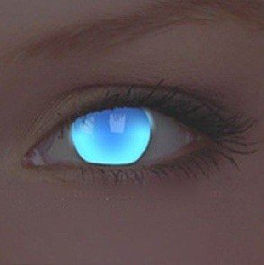 Turquoise Cat Eye Contacts