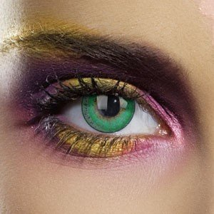 Edit's Colour Vision Range Green 3 Tone Contact Lenses