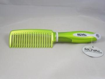 Small Green Comb - Fits In A Handbag