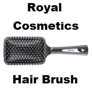 Black Royal Cosmetic Large Paddle Hair Brush