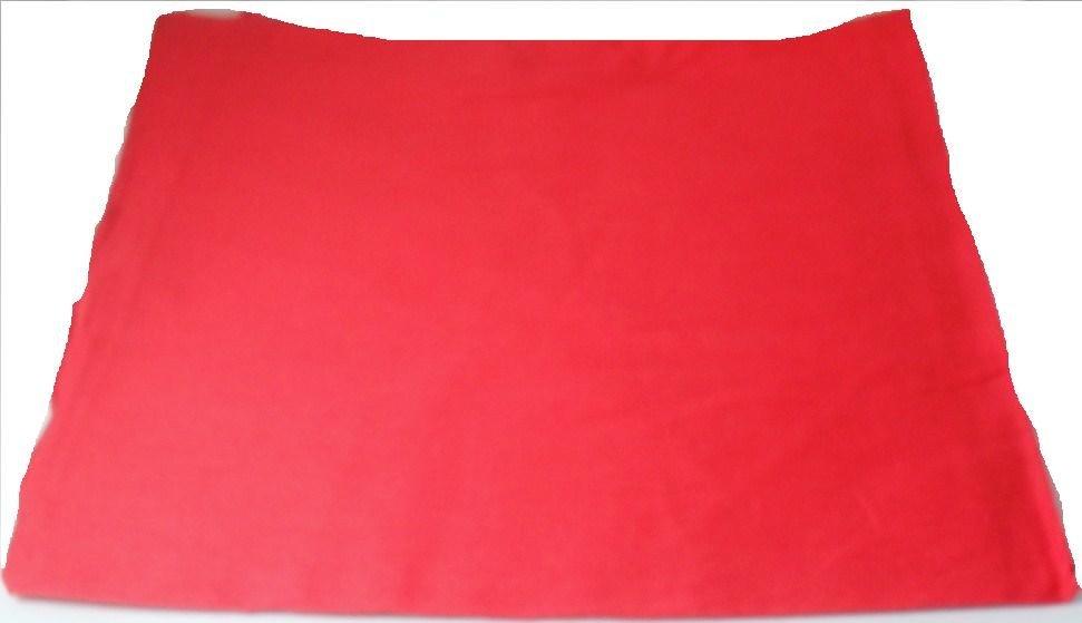Plain Red  Bandana Head Neck Scarf 100% Cotton