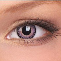 ColourVue Violet 3 Tones Coloured Contact Lenses