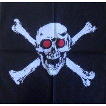 Skull Pattern Design 7 Bandana Head Scarf