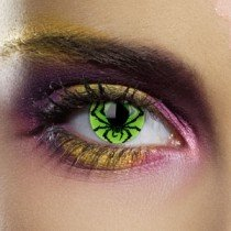 Edit's Alchemy Range Poison Spider Contact Lenses