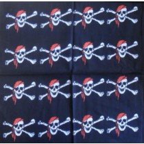 Skull Pattern Design 8 Bandana Head Scarf