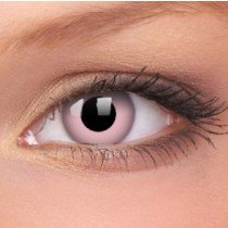 ColourVue Barbie Pink Crazy Contact Lenses