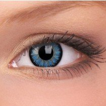 ColourVue Aqua Glamour Coloured Contact Lenses