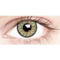Emerald Green Coloured Contact Lenses 30 Day
