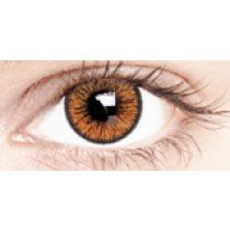 Warm Hazel Coloured Contact Lenses 30 Day