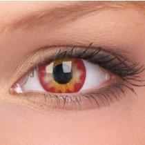 ColourVue Demon Eye Crazy Contact Lenses