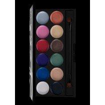 Sleek Makeup i Divine Eyeshadow Palette - Primer Palette