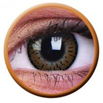 ColourVue Brown Elegance Coloured Contact Lenses
