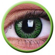 ColourVue Green Elegance Coloured Contact Lenses