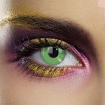 Edit's Colour Vision Range Emerald Green Contact Lenses