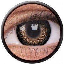 ColourVue Brown Eyelush Coloured Contact Lenses