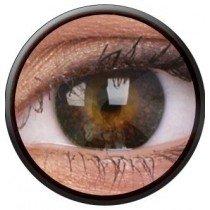 ColourVue Choco Eyelush Coloured Contact Lenses