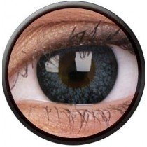 ColourVue Grey Eyelush Coloured Contact Lenses