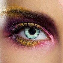 Edit's Glamour Range Aqua Contact Lenses