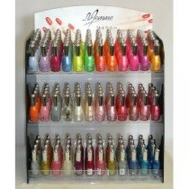 La Femme Set of 36 Nail Polish - 36 Mixed Shades