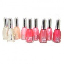 La Femme Set of 9 Nail Polish - Tray 1