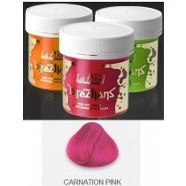 Carnation Pink Directions Semi Perm Hair Dye By La Riche
