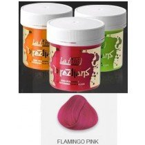 Flamingo Pink Directions Semi Perm Hair Dye By La Riche