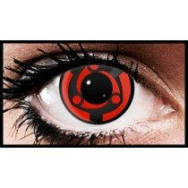 (90 Day Wear) Madara Eternal Mangekyo Naruto Contact Lenses