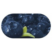 Funky Blueberry Contact Lens soaking Case With Mirror