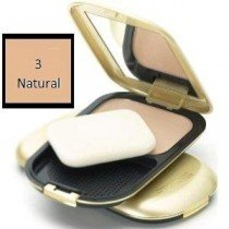 Max Factor Facefinity Foundation Compact - 3 Natural