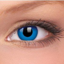 ColourVue Royal Blue Crazy Contact Lenses