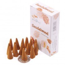 Sandalwood Stamford Incense Cones