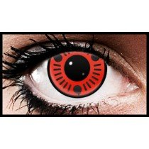 (90 Day Wear) Sasuke Sharingan Naruto Contact Lenses