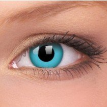 ColourVue Sky Blue Crazy Contact Lenses