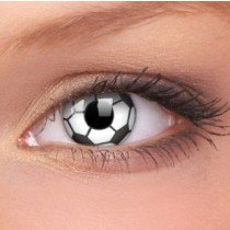 ColourVue Football Crazy Contact Lenses