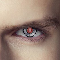 Terminator Robot Eye Contact Lenses