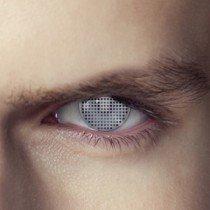 Terminator T1000 Contact Lenses