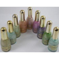 La Femme Set of 9 Nail Polish - Tray 9