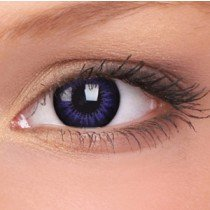 ColourVue Ultra Violet Big Eyes Contact Lenses