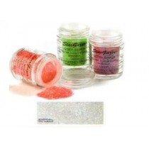 Stargazer UV Reactive Neon White Glitter Shaker