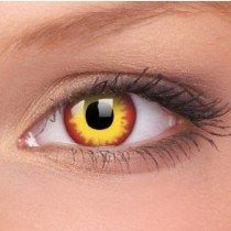 ColourVue Wild Fire Crazy Contact Lenses