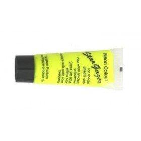 Stargazer Yellow UV Reactive Face/Body Paint