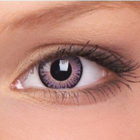 ColourVue Violet 3 Tones Coloured Contact Lenses