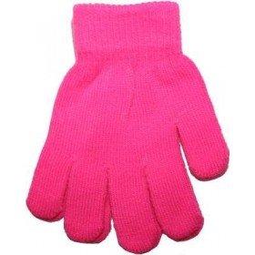 Hot Pink Neon Bright Florescent Magic Gloves