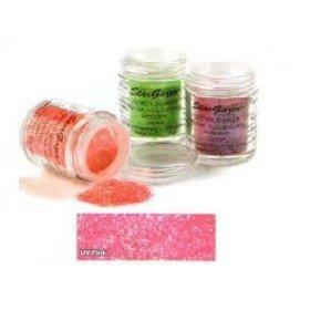 Stargazer UV Reactive Neon Pink Glitter Shaker