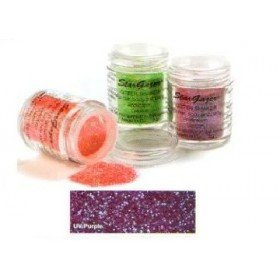 Stargazer UV Reactive Neon Purple Glitter Shaker