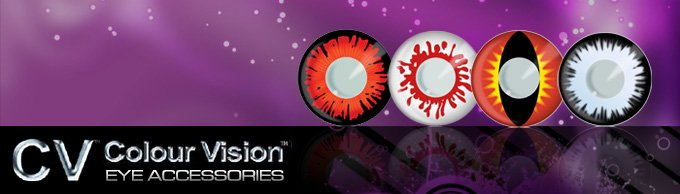 colourvision contact lenses