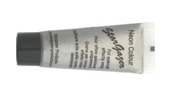 Stargazer Silver UV Reactive Face/Body Paint